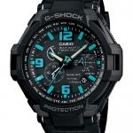 นาฬิกา คาสิโอ Casio G-Shock GRAVITY MASTER MULTIBAND หายากมาก Rare item รุ่น GW-4000-1A2ER (ไม่มีขายในไทย) [EUROPE]