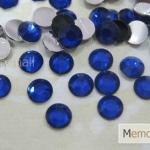 เพชรธรรมดา สีน้ำเงิน 4 มิล