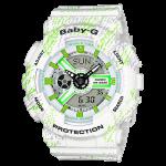 นาฬิกา Casio Baby-G BA-110TX Textile pattern series รุ่น BA-110TX-7A ของแท้ รับประกัน1ปี