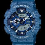 นาฬิกา Casio G-Shock Limited Denim Color series รุ่น GA-110DC-2A ของแท้ รับประกัน 1 ปี