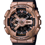 นาฬิกา คาสิโอ Casio G-Shock Limited model Crazy Gold series รุ่น GA-110GD-9B2