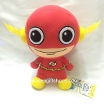 ตุ๊กตาเดอะแฟลช The Flash DC comics heroes ขนาด 8 นิ้ว ลิขสิทธิ์แท้