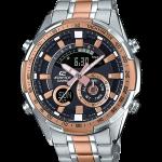 นาฬิกา Casio EDIFICE Analog-Digital รุ่น ERA-600SG-1A9V ของแท้ รับประกัน 1 ปี