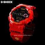 นาฬิกา Casio G-SHOCK X GUNDAM CHAR AZANABLE Limited รุ่น GD-100 Mobile Suit Gundam 35th anniversary (Japan Only) หายากมาก