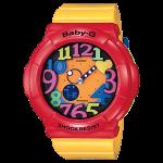 นาฬิกา คาสิโอ Casio Baby-G Neon Illuminator สี POP COLOR รุ่น BGA-131-4B5