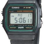 นาฬิกา คาสิโอ Casio STANDARD DIGITAL รุ่น F-91W-3