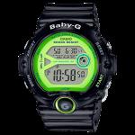 """นาฬิกา Casio Baby-G BG-6903 Jelly series รุ่น BG-6903-1B สีดำใส """"Black Jelly"""" ของแท้ รับประกัน1ปี"""