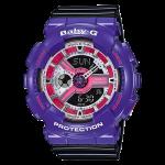 นาฬิกา Casio Baby-G Standard ANALOG-DIGITAL Neo Color series รุ่น BA-110NC-6A ของแท้ รับประกัน1ปี