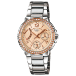 นาฬิกา คาสิโอ Casio SHEEN MULTI-HAND รุ่น SHN-3008BSG-7A