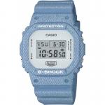 นาฬิกา Casio G-Shock Limited Denim Color series รุ่น DW-5600DC-2 ของแท้ รับประกัน 1 ปี (นำเข้าJapan กล่องหนังญี่ปุ่น) ไม่มีวางขายในไทย