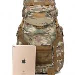 เป้ Backpack Plus ลายมัลติแคม 35 ลิตร