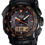 นาฬิกา คาสิโอ Casio PRO TREK ANALOG INDICATOR รุ่น PRG-550-1A4