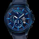 นาฬิกา Casio EDIFICE CHRONOGRAPH รุ่น EFV-530BL-2AV ของแท้ รับประกัน 1 ปี