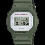 นาฬิกา คาสิโอ Casio G-Shock Military series รุ่น DW-5600M-3 (นำเข้า Japan กล่องหนังญี่ปุ่น) [หายาก ไม่วางขายในไทย] ของแท้ รับประกัน 1 ปี
