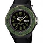นาฬิกา คาสิโอ Casio STANDARD Analog'men รุ่น MRW-200HB-1BV