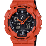 นาฬิกา Casio G-Shock Limited Layered Color series รุ่น GA-100L-4A ของแท้ รับประกัน1ปี