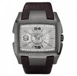 นาฬิกาข้อมือ ดีเซล Diesel Dark Brown/Grey Analog Watch รุ่น DZ1216