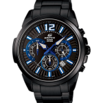 นาฬิกา คาสิโอ Casio EDIFICE CHRONOGRAPH รุ่น EFR-535BK-1A2V ใหม่