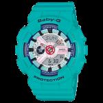 นาฬิกา คาสิโอ Casio Baby-G Girls' Generation Sporty Sneaker series รุ่น BA-110SN-3A สีเทอร์ควอยซ์