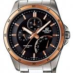 นาฬิกา คาสิโอ Casio EDIFICE MULTI-HAND รุ่น EF-341D-5AV