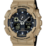 นาฬิกา Casio G-Shock Limited Layered Color series รุ่น GA-100L-8A (สีกากี) ของแท้ รับประกัน1ปี