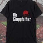 เสื้อยืด The Kloppfather (คอวี)