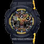 นาฬิกา Casio G-Shock Special color BLACK & YELLOW color series รุ่น GA-100BY-1A (ไม่มีขายในไทย) ของแท้ รับประกัน1ปี