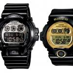 นาฬิกา Casio G-Shock SETคู่รัก รุ่น DW-6900NB-1 คู่ BG-6901-1 Pair set ของแท้ รับประกัน 1 ปี
