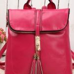 [สีบานเย็น] กระเป๋าเป้สะาพยหลัง Z557-4