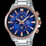 นาฬิกา Casio EDIFICE MULTI-HAND รุ่น EFR-303PG-2AV ของแท้ รับประกัน 1 ปี