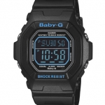 นาฬิกา คาสิโอ Casio Baby-G Standard DIGITAL รุ่น BG-5600BK-1ER (Europe Only) หายาก