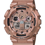 นาฬิกา คาสิโอ Casio G-Shock Limited model Crazy Gold series รุ่น GA-100GD-9A