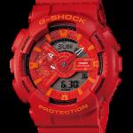 นาฬิกา คาสิโอ Casio G-Shock Limited model Red&Blue series รุ่น GA-110AC-4A (หายาก)