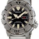 นาฬิกาข้อมือ Seiko Divers Automatic รุ่น SKX779K1 Black Monster