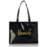 กระเป๋าสะพายแฮร์รอดส์ของแท้ Harrods Signature Shoulder Bag