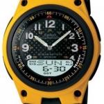 นาฬิกา คาสิโอ Casio 10 YEAR BATTERY รุ่น AW-80-9B