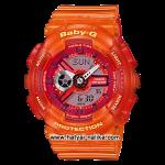 นาฬิกา Casio Baby-G BA-110JM Jelly Marine series รุ่น BA-110JM-4A ของแท้ รับประกัน1ปี