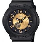 นาฬิกา คาสิโอ Casio Baby-G Neon Illuminator รุ่น BGA-133-1BDR