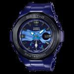 นาฬิกา นาฬิกา Casio Baby-G ANALOG-DIGITAL Beach Glamping series รุ่น BGA-220B-2A ของแท้ รับประกัน1ปี