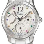 นาฬิกา คาสิโอ Casio SHEEN MULTI-HAND รุ่น SHN-3016DP-7A