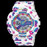 นาฬิกา Casio Baby-G Girls' Generation Flower Leopard series รุ่น BA-110FL-7A ของแท้ รับประกัน1ปี