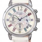 นาฬิกา คาสิโอ Casio SHEEN CHRONOGRAPH รุ่น SHN-5012LP-7A