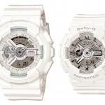 นาฬิกา คาสิโอ Casio G-Shock SETคู่รัก รุ่น GA-110BC-7&BA-110-7A3 Pair set