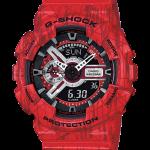 นาฬิกา คาสิโอ Casio G-Shock Limited Slash Pattern series รุ่น GA-110SL-4A