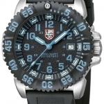 นาฬิกา Luminox รุ่น LUMINOX 3153 Men's Blue Numeral Steel Colormark Watch