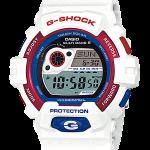 """นาฬิกา Casio G-Shock Limited White Tricolor series รุ่น GW-8900TR-7JF """"กันดั้ม"""" (Japan กล่องหนังญี่ปุ่น) (ไม่มีขายในไทย) ของแท้ รับประกัน1ปี"""