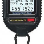 นาฬิกาจับเวลา คาสิโอ Casio STOP-WATCH รุ่น HS-30W