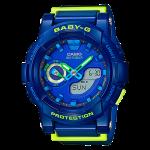 นาฬิกา Casio Baby-G BGA-185FS Vivid Fashion color series รุ่น BGA-185FS-2A ของแท้ รับประกัน1ปี