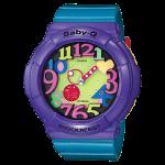 นาฬิกา คาสิโอ Casio Baby-G Neon Illuminator สี POP COLOR รุ่น BGA-131-6B