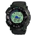 นาฬิกา คาสิโอ Casio PRO TREK Military Army Green Limited Edition รุ่น PRG-250B-3 (สายผ้าลายพรางทหาร)